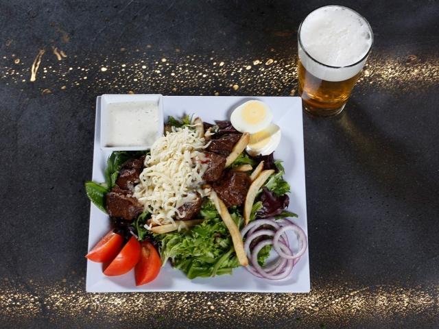 Pittsburgh Steak Salad