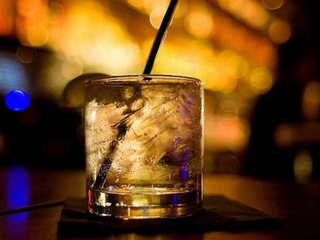 Drink on the Rocks