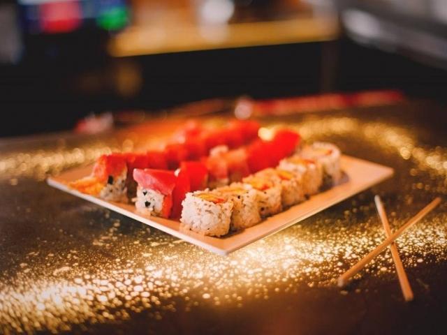 Sushi on Bar