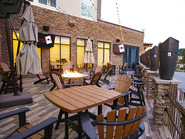 Parlay Lounge Patio